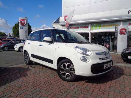 Fiat 500L for sale at PMS in Pembrokeshire