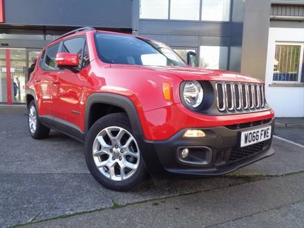 2016 Jeep-Renegade-Longitude-WO66FWE for sale Pembrokeshire, South Wales