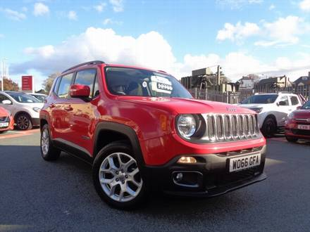 2016 Jeep-Renegade-Longitude-WO66GFA for sale Pembrokeshire, South Wales